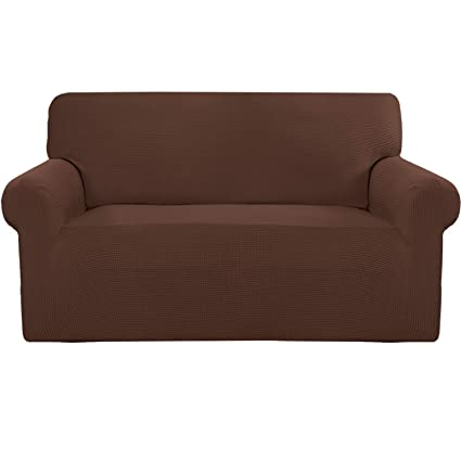 Stretch Sofa Slipcover Sofa Cover Furniture Protector Couch Elastic Anti-Slip