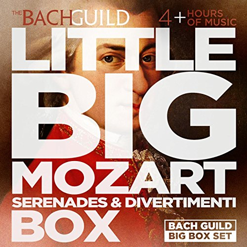Little Big Mozart Serenades & Divertimenti Box