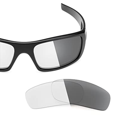 e77f302266d Revant Replacement Lenses for Oakley Crankshaft Elite Adapt Grey  Photochromic