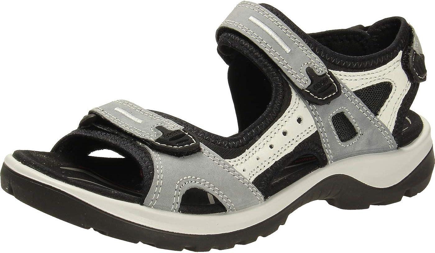 ECCO Damen Offroad Riemchensandalen: : Schuhe