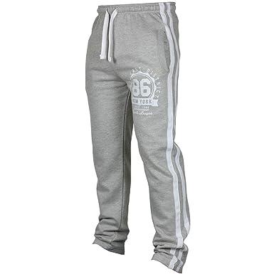 aimee7 pantalones de deporte Hombre Nuevo Casual talla elástico ...