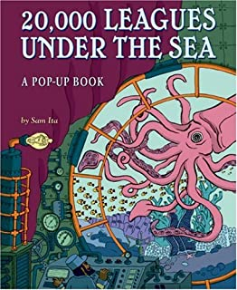 20000 Leagues Under The Sea A Pop Up Book