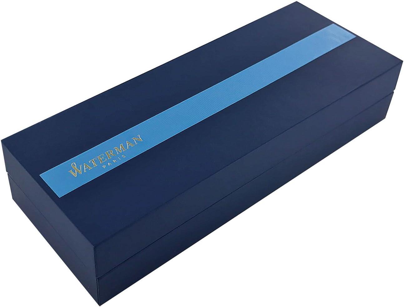 Waterman Empty Presentation Pen Pencil Blue Gift Box New Version