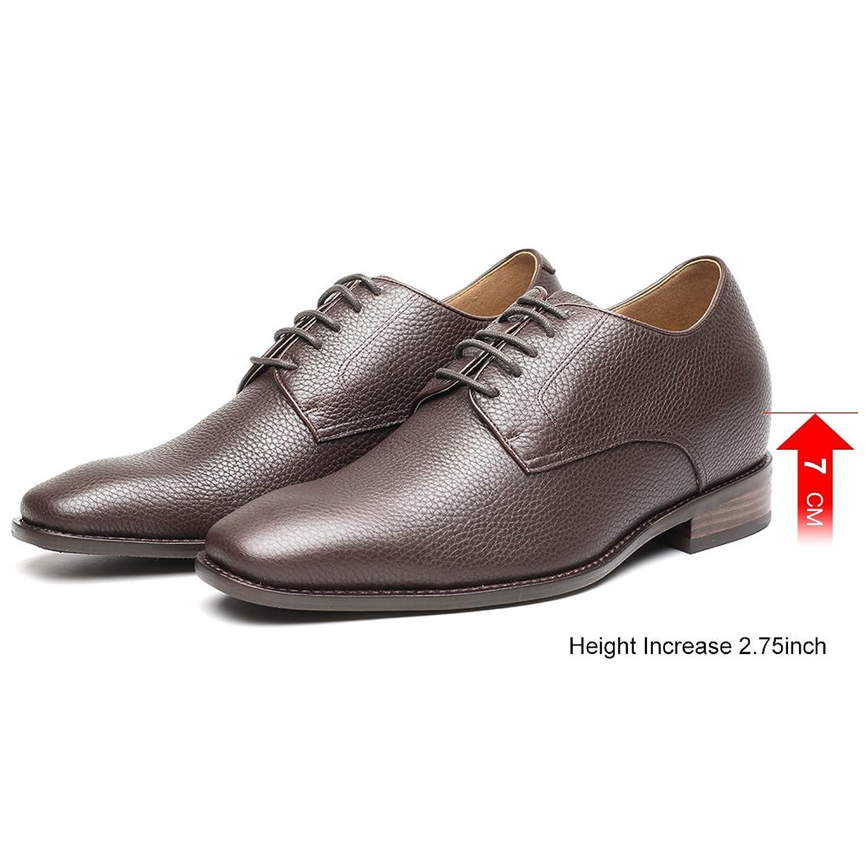Chaussures de mariage à lacets Chamaripa marron Casual homme DDF51e