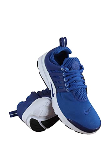 9623f0332f01 833875-441 GRADE SCHOOL PRESTO (GS) NIKE DEEP ROYAL BLUE-WHITE