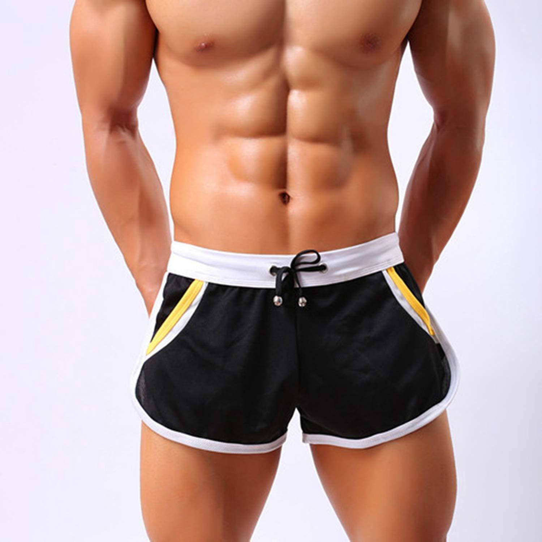 Men Swimsuit Comfortable Swimwear Swimming Trunks Summer Beach Shorts for Bathing