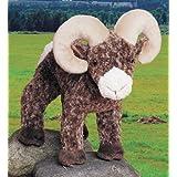 "Plush Climber Big Horn Sheep 8"""