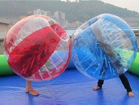 Pelota de PVC para parachoques, bola de hámster humano, balón de ...