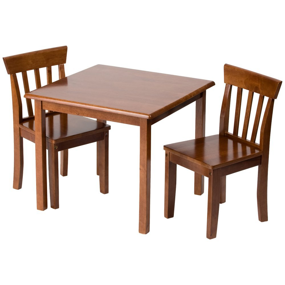 square table and chairs
