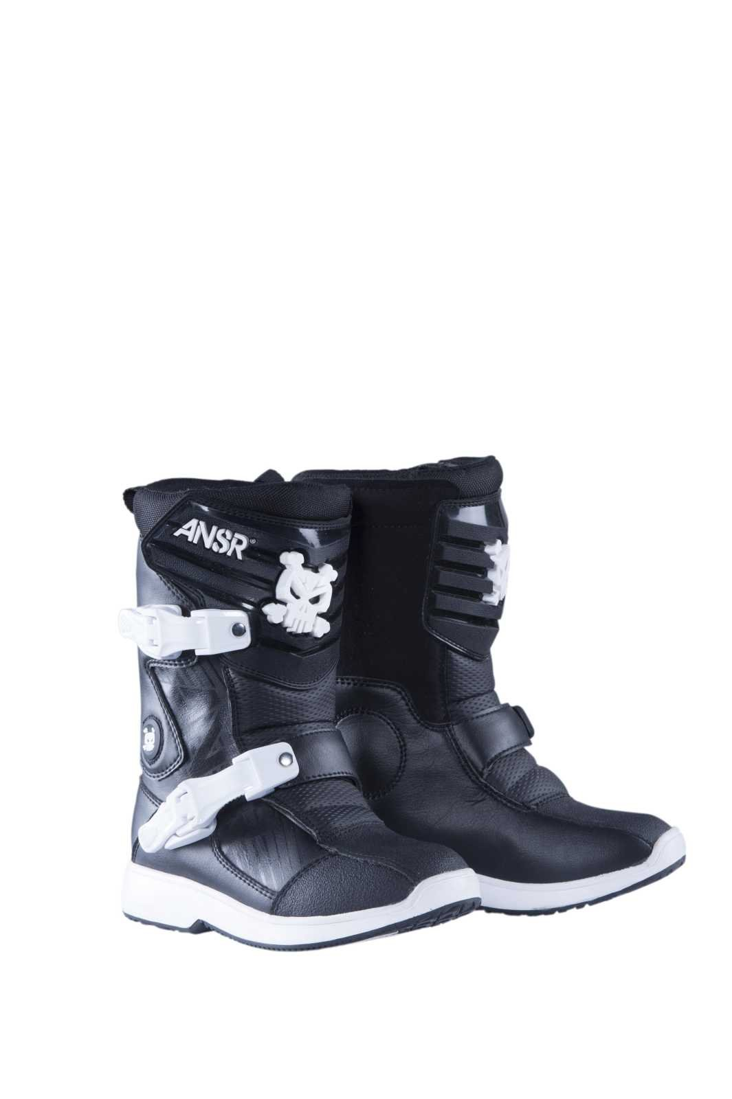 Answer 2018 Pee-Wee Boots (13) (Black/White) by Answer