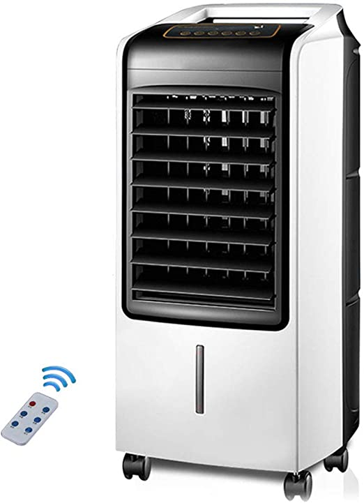 YWARX Climatizador Evaporativo de bajo Consumo, Ventilador ...