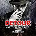 Detour Audiobook by Martin M. Goldsmith Narrated by Mike Dennis