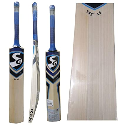 100 Original Sg T 45 Limited Edition English Willow Cricket Bat Full Size Sh Colour May Vary Free Bat Cover Amazon In Sports Fitness Outdoors