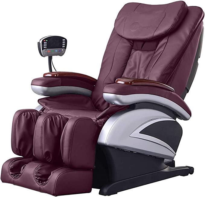 Electric Shiatsu Full Body Massage Chair
