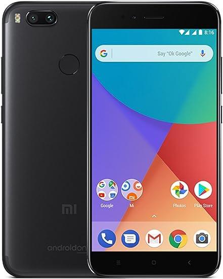 Xiaomi Mi A1 Dual SIM 64GB Black: Xiaomi: Amazon.es: Electrónica