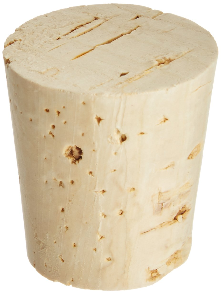 Carboy #16 Tapered Corks (most 5 Gallon Carboys)