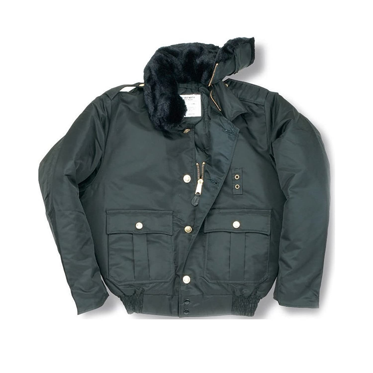 NEW YORK POLICE DEPARTMENT JACKET ORIGINAL STYLE NYPD SECURITY FLIGHT BOMBER