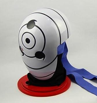 Gmasking Tobi Obito Naruto Uchiha Madara Cosplay casco colectivo edición