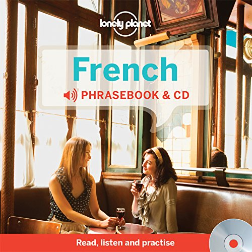 Lonely Planet French Phrasebook and Audio CD...