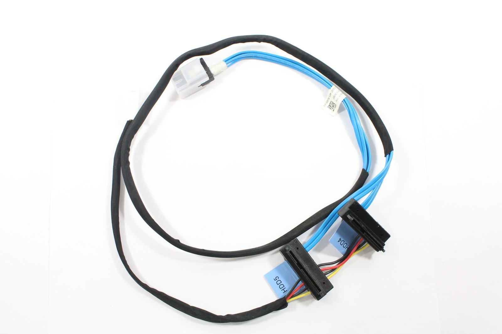 Dell Perc7 Mini SAS to Dual SAS and 4 Pin Power Connection Cable - ND63T