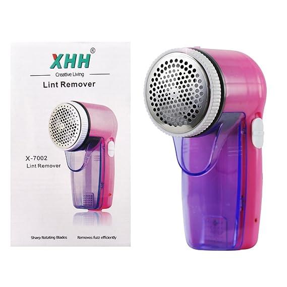 kanff batería ropa Lint Remover traje para nosotros estándar tela Jersey defuzzer tela ropa afeitadora/Extractor/extractor de batería Lint Remover Shaver: ...