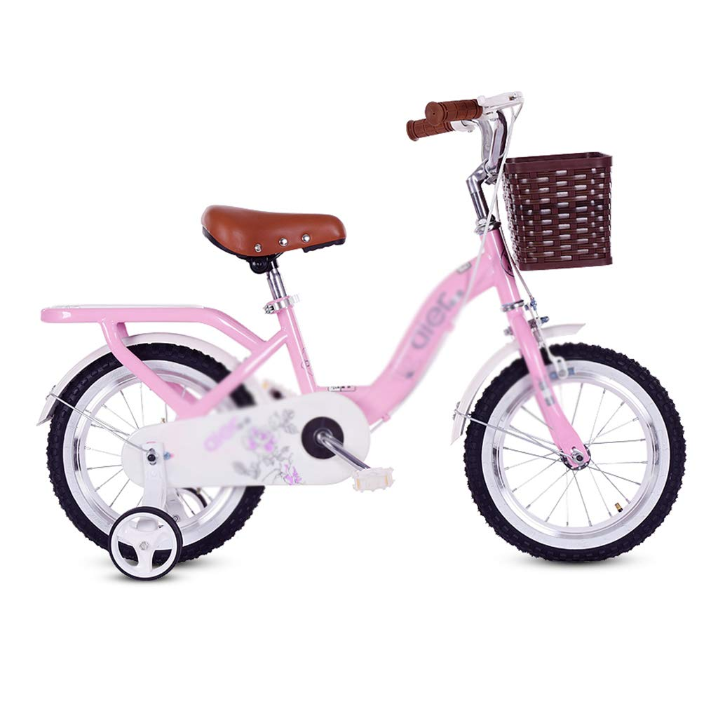 Bici per bambini Bicicletta per Bambini Bicicletta A velocità Variabile per Ciclisti Mountain Bike per Ragazzi Bicicletta per Bambini Ragazza Cartone Animato più Sicuro Regalo Perfetto