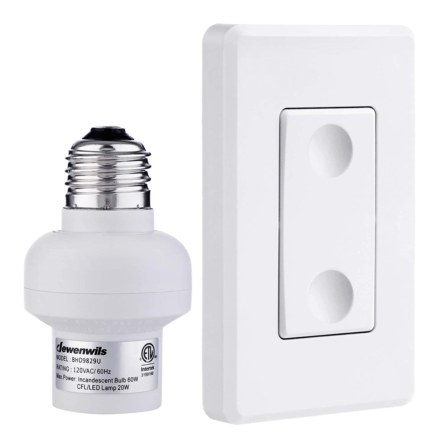 Wiring A Plug To Light Switch