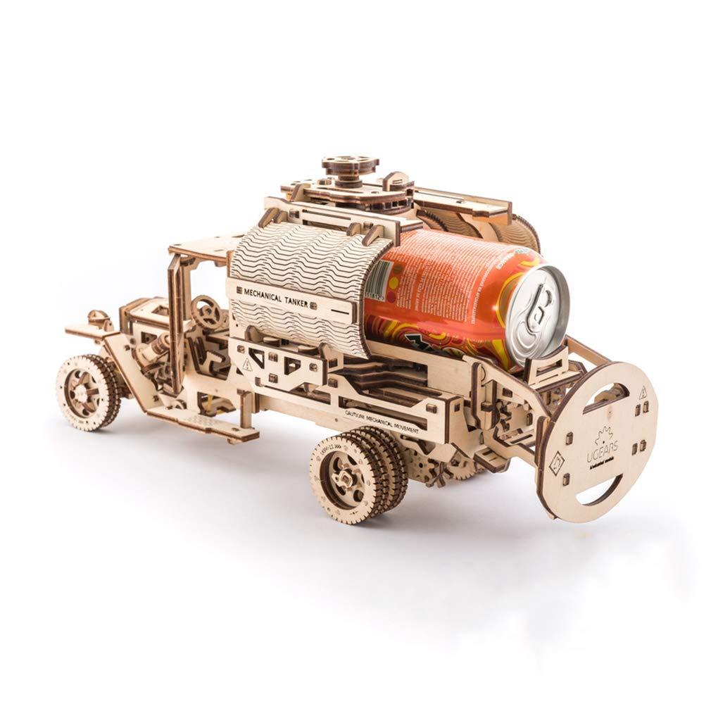 WL1001 3d 3d diyパズルビルディングブロックのおもちゃ水槽ローリー、木製のメカニカルトランスミッションモデル大人組み立ておもちゃ誕生日男性子供ギフトおもちゃ WL1001 B07QLHQ95G Natural B07QLHQ95G, フラミンゴ:8e0f40ec --- m2cweb.com