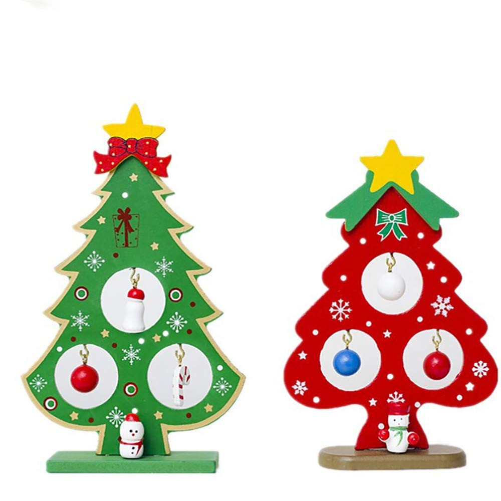 Amazon.com: Clearance Sale! Christmas Tree Ornaments for Kids and ...