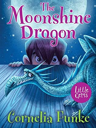 book cover of The Moonshine Dragon