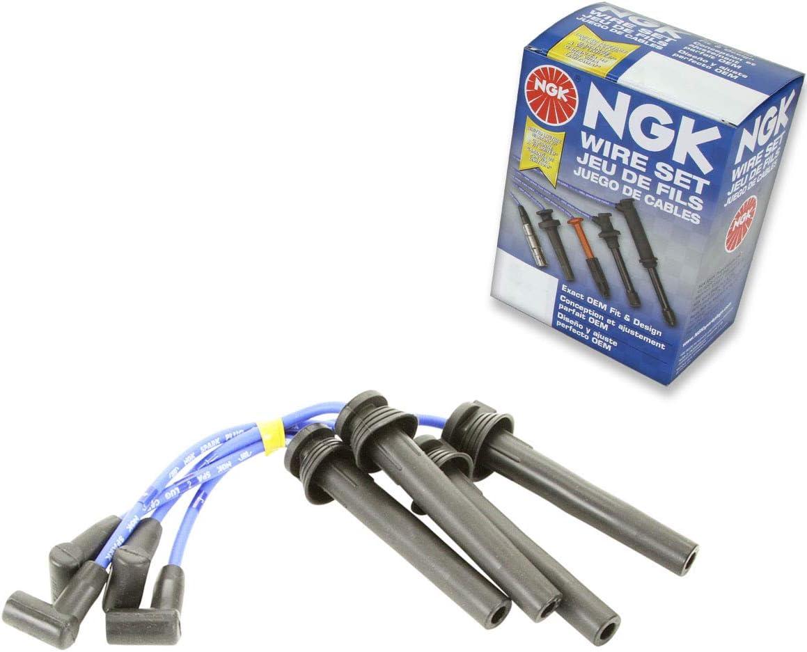 4 OEM NGK V-Power Spark Plugs for 2002-2008 Mini Cooper 1.6L 1.6L L4