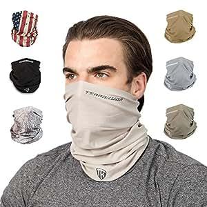 Amazon.com: Terra Kuda Face Clothing Neck Gaiter Mask