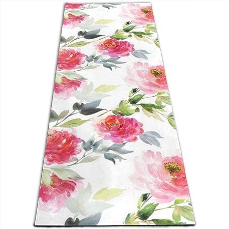 IconSymbol Juniper Floral Vines Yoga Design Foldable ...