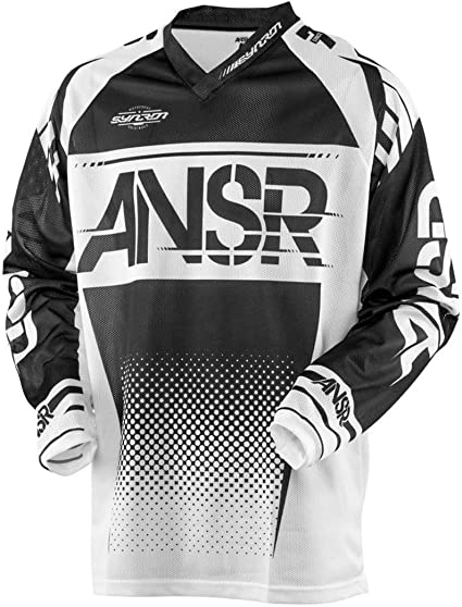 Blue//Black//Small Answer Racing A17.5 Syncron Mens Off-Road Motorcycle Jerseys