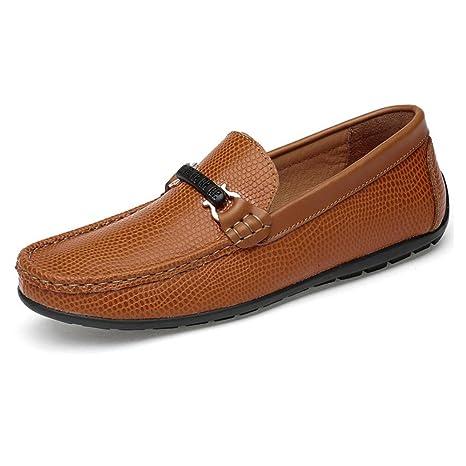 Mocasines y Slip-Ons para Hombres 2018 Primavera/Verano/Otoño Nuevos Zapatos Casual