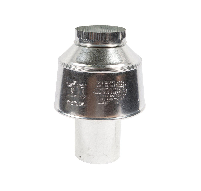 Bakers Pride R3002Y Direct Vent Draft Flue Diverter