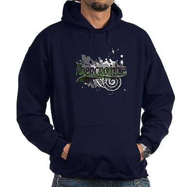469267a2935bd Amazon.com  CafePress - Abercrombie Tartan Grunge Hoodie (dark) - Pullover  Hoodie
