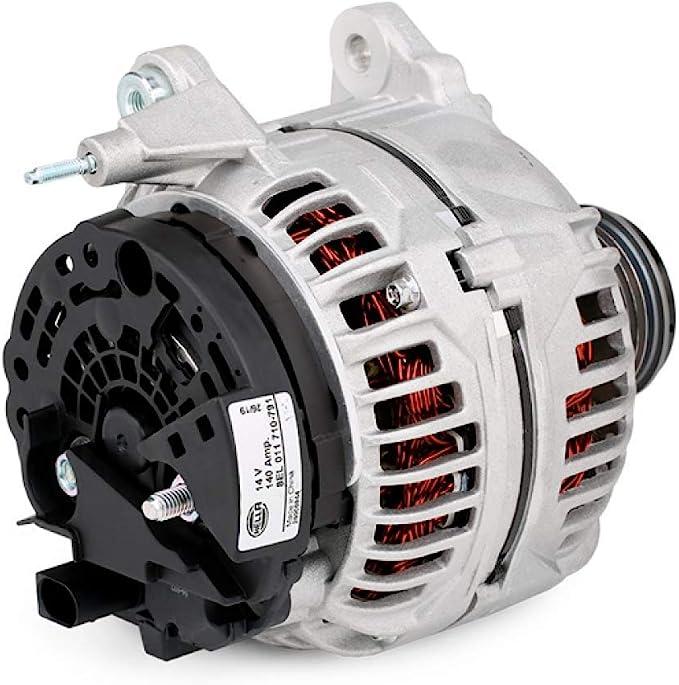 Hella 8el 011 710 791 Generator 14v 140a Auto