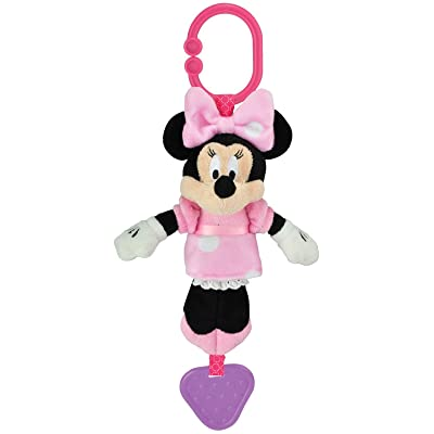 Disney On-The-Go Musical Toy, Minnie Mouse : Baby Musical Toys : Baby