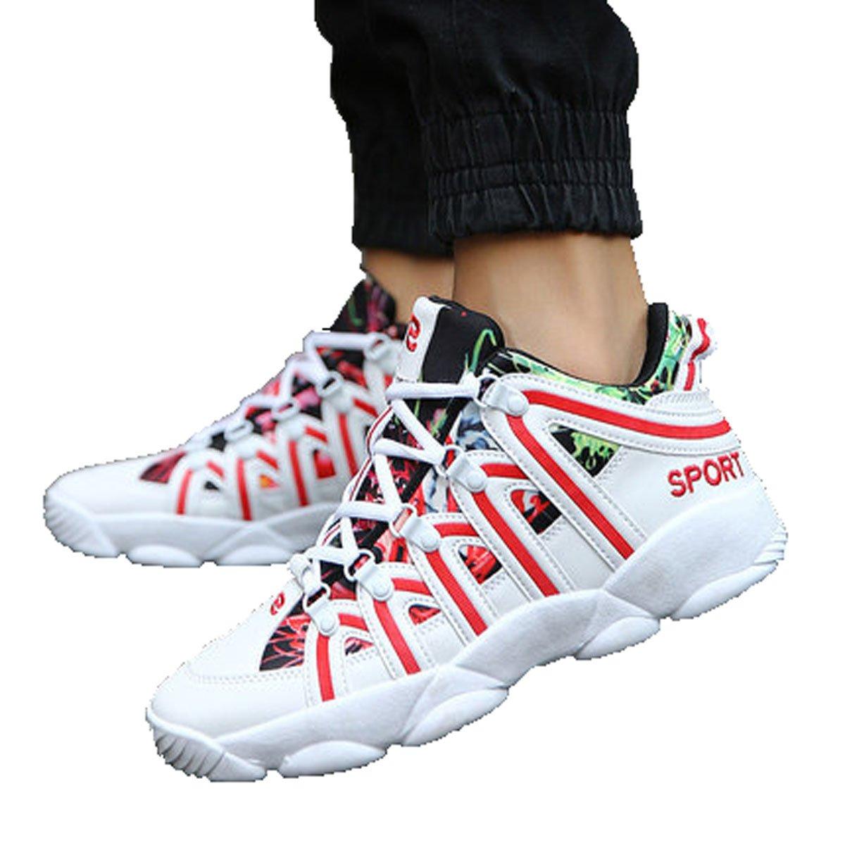 US, Color-3 XaioHua Performance Sports Shoes Mens Basketball Fashion Shoes(5.5-9.5) 5.5D M