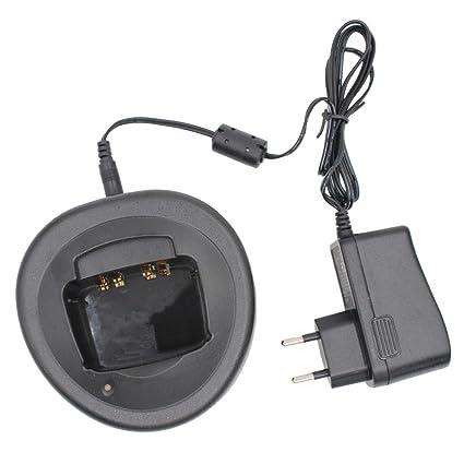 Cargador de Batería li-ion Ni-MH Ni-CD Compatible con Radios ...