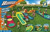 BANZAI Mini Golf Adventure Park Inflatable Playset