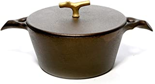 product image for Nest Homeware Cast Iron 3.5 Quart Dutch Oven with 9 Inch Lid