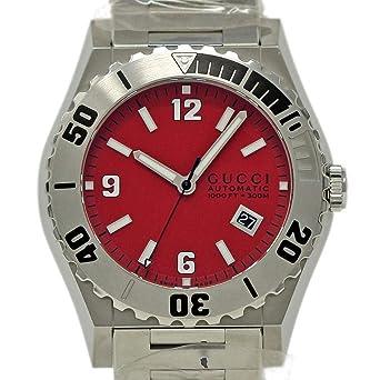 e5cc24b9241 Gucci Pantheon Swiss-Automatic Male Watch YA115218 (Certified Pre-Owned)