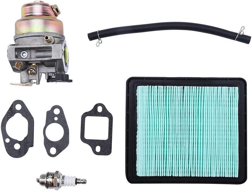 Carburador, carburador para HONDA GCV160 HRB216 HRT216 16100-Z0L-023 Kit accesorios para cortacésped
