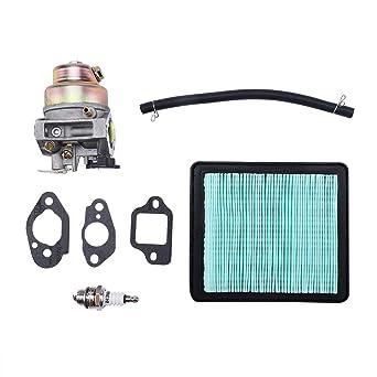 Carburador para HONDA GCV160 HRB216 HRT216 16100-Z0L-023 Kit ...