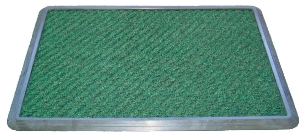 山崎産業 消毒マット セット (#12) グリーン   B000YG64O6