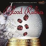 Blood Rubies: A Josie Prescott Antiques Mystery   Jane K. Cleland