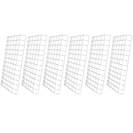 Hykolity 6 Pack 2ft Protective Wire Guard For Linear High Bay Light