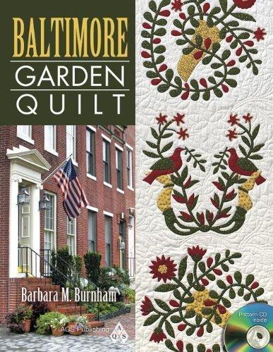 Baltimore Garden Quilt by Burnham (2012-02-01)